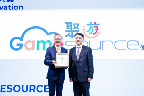 GameSource wins Innovation Gold Award